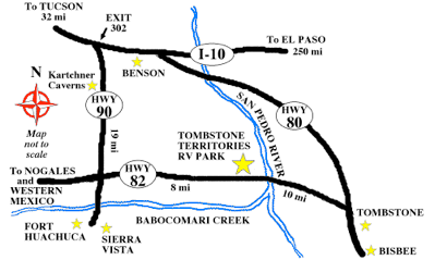 Directions To Ttrv